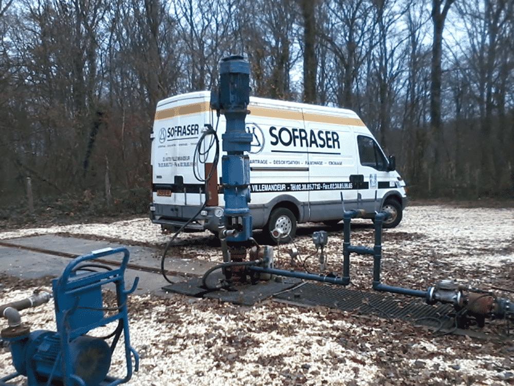 nettoyage industriel sofraser maintenance